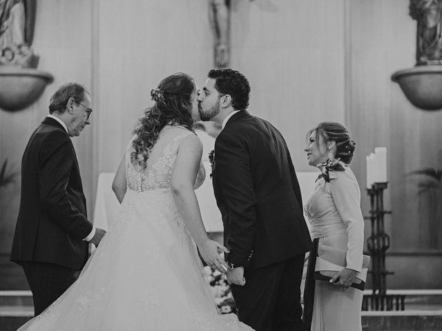 La boda de Rubén y Flor en Puertollano, Ciudad Real 57