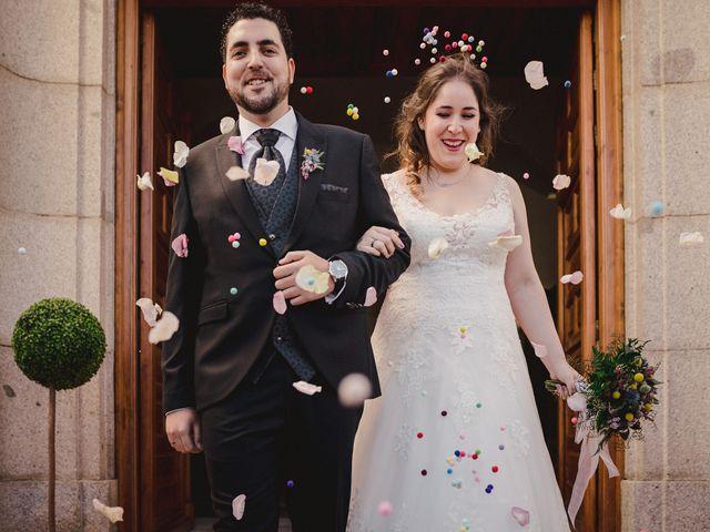 La boda de Rubén y Flor en Puertollano, Ciudad Real 60