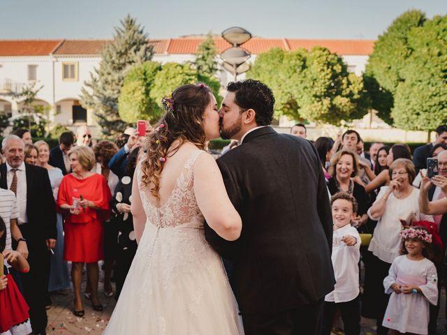 La boda de Rubén y Flor en Puertollano, Ciudad Real 61
