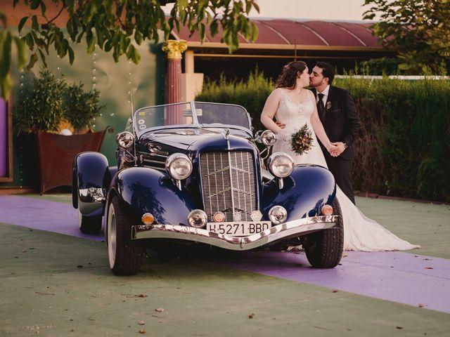 La boda de Rubén y Flor en Puertollano, Ciudad Real 64