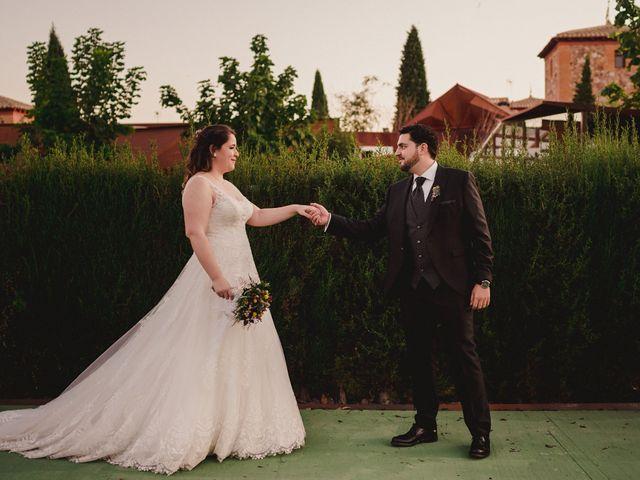 La boda de Rubén y Flor en Puertollano, Ciudad Real 68
