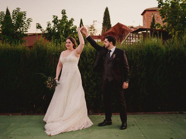 La boda de Rubén y Flor en Puertollano, Ciudad Real 70