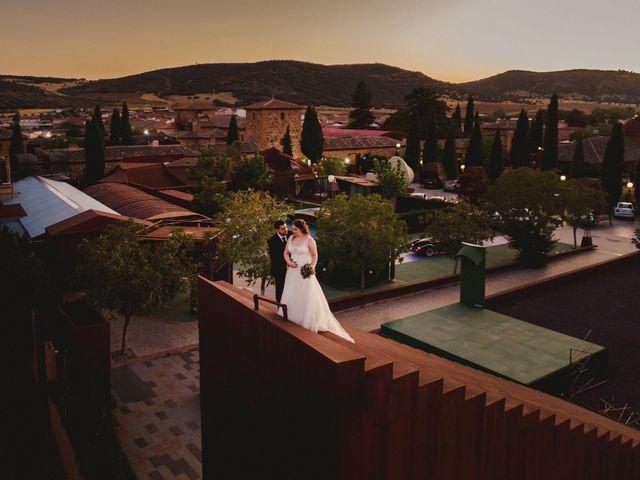 La boda de Rubén y Flor en Puertollano, Ciudad Real 72
