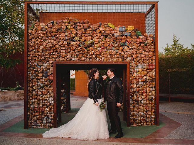 La boda de Rubén y Flor en Puertollano, Ciudad Real 73
