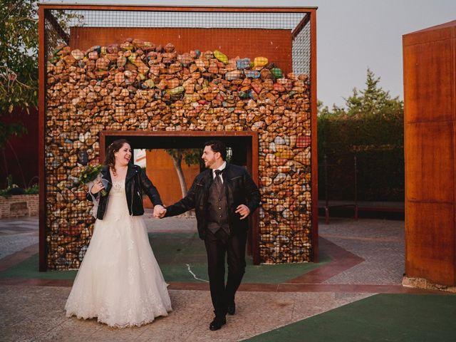 La boda de Rubén y Flor en Puertollano, Ciudad Real 74