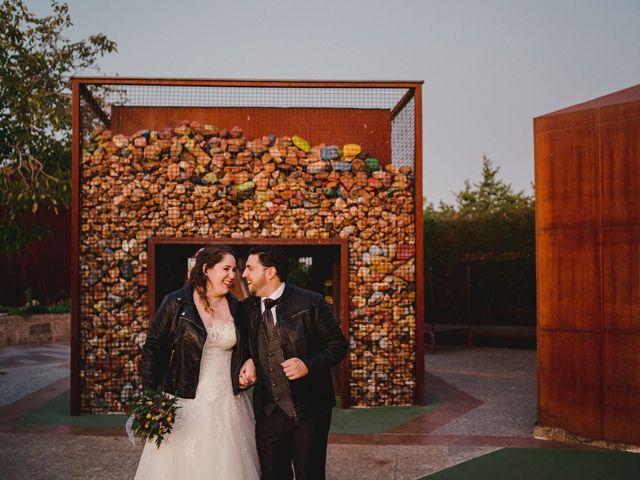 La boda de Rubén y Flor en Puertollano, Ciudad Real 75