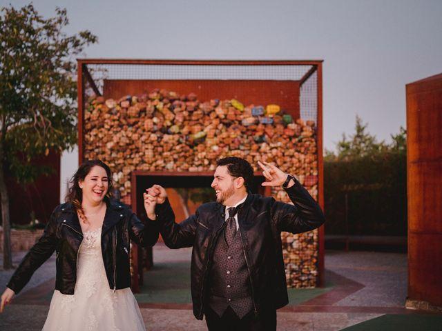 La boda de Rubén y Flor en Puertollano, Ciudad Real 76