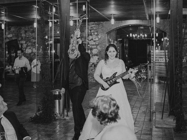La boda de Rubén y Flor en Puertollano, Ciudad Real 78