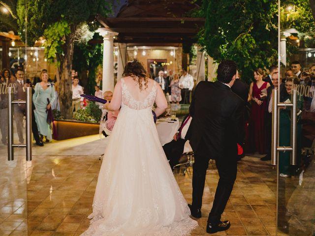 La boda de Rubén y Flor en Puertollano, Ciudad Real 79