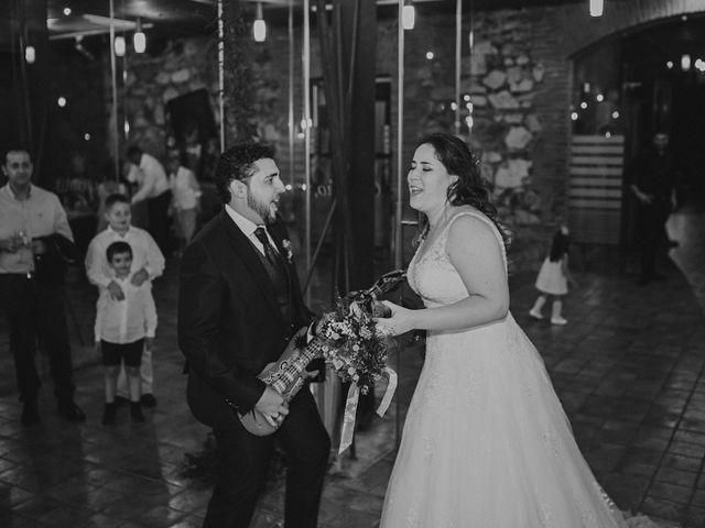 La boda de Rubén y Flor en Puertollano, Ciudad Real 80