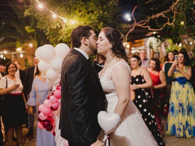 La boda de Rubén y Flor en Puertollano, Ciudad Real 83