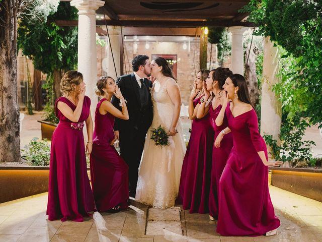 La boda de Flor y Rubén