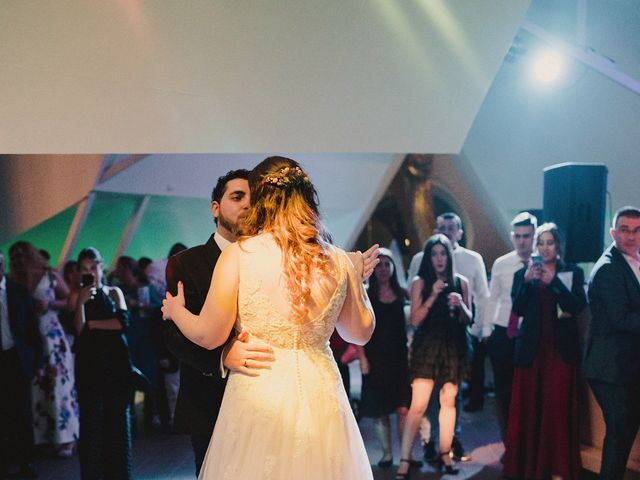 La boda de Rubén y Flor en Puertollano, Ciudad Real 100