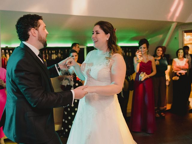 La boda de Rubén y Flor en Puertollano, Ciudad Real 102