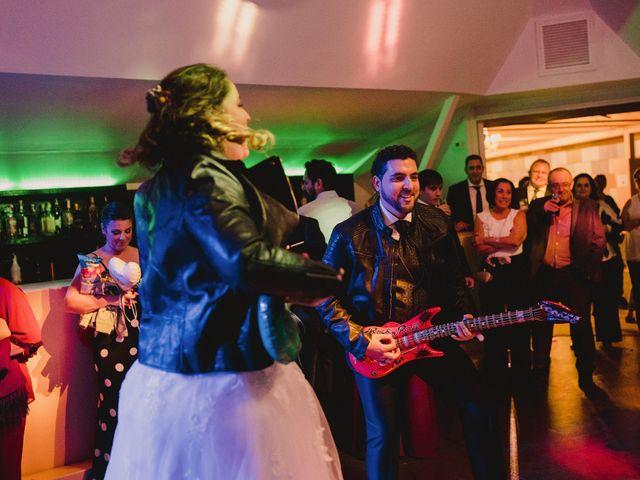 La boda de Rubén y Flor en Puertollano, Ciudad Real 104
