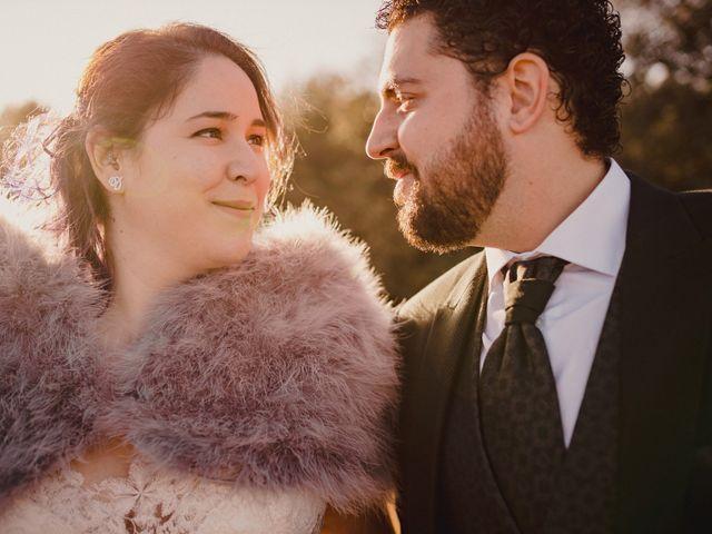La boda de Rubén y Flor en Puertollano, Ciudad Real 107