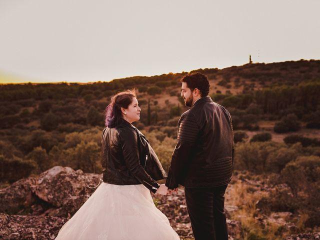 La boda de Rubén y Flor en Puertollano, Ciudad Real 115