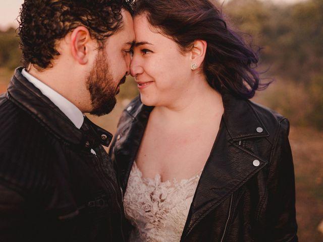 La boda de Rubén y Flor en Puertollano, Ciudad Real 119