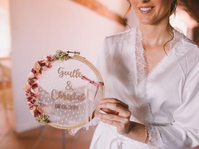 La boda de Christel y Guille en Castelladral, Barcelona 3