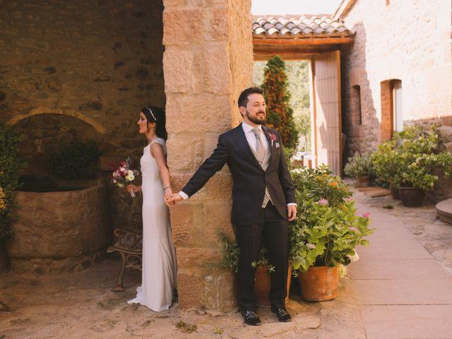 La boda de Christel y Guille en Castelladral, Barcelona 7