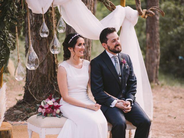 La boda de Christel y Guille en Castelladral, Barcelona 9
