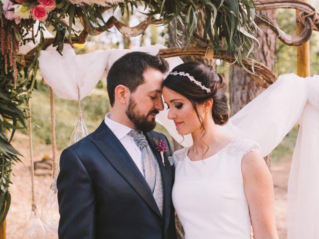 La boda de Christel y Guille en Castelladral, Barcelona 11