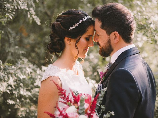 La boda de Guille y Christel