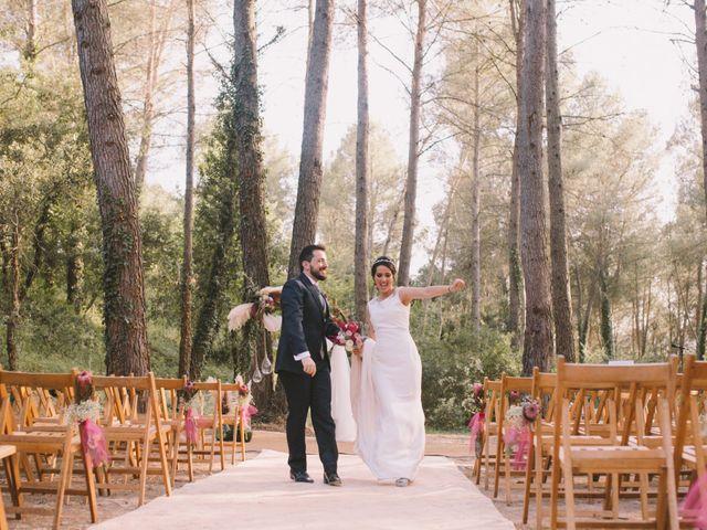 La boda de Christel y Guille en Castelladral, Barcelona 12