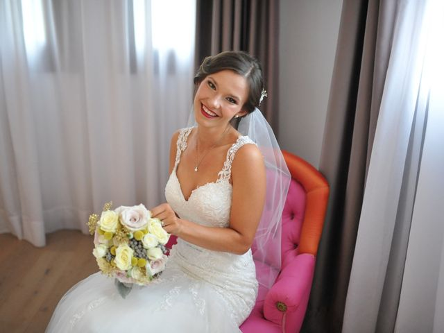 La boda de Marina y Tarik en Lloret De Mar, Girona 9