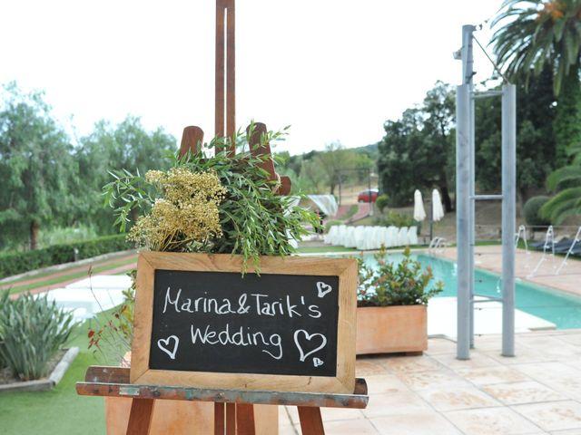 La boda de Marina y Tarik en Lloret De Mar, Girona 10