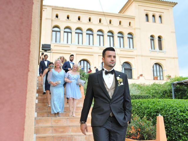 La boda de Marina y Tarik en Lloret De Mar, Girona 13