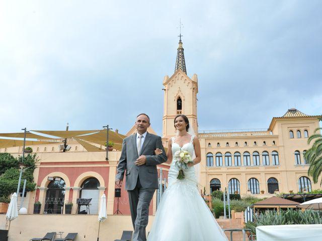 La boda de Marina y Tarik en Lloret De Mar, Girona 16