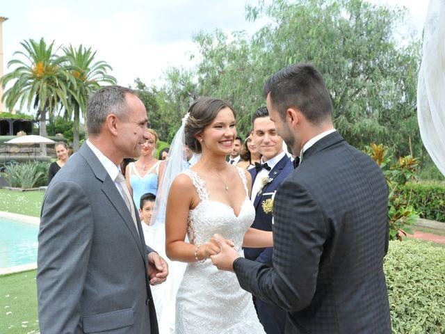 La boda de Marina y Tarik en Lloret De Mar, Girona 18