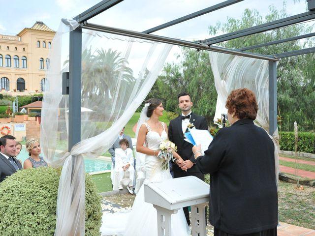 La boda de Marina y Tarik en Lloret De Mar, Girona 19