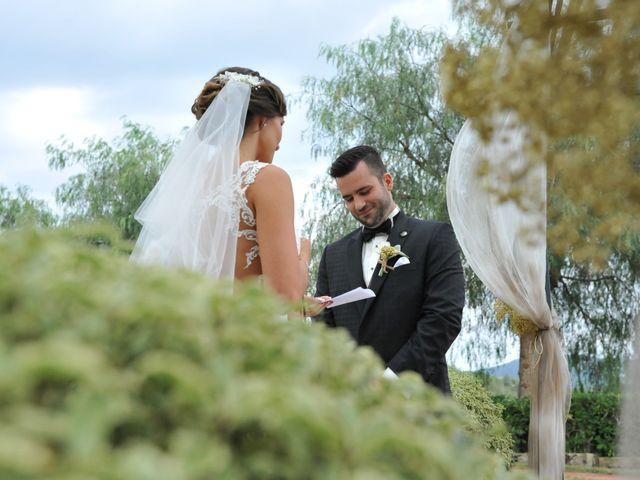 La boda de Marina y Tarik en Lloret De Mar, Girona 22