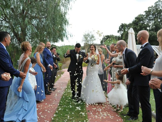 La boda de Marina y Tarik en Lloret De Mar, Girona 25
