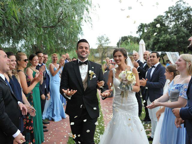 La boda de Marina y Tarik en Lloret De Mar, Girona 26
