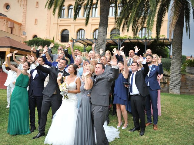 La boda de Marina y Tarik en Lloret De Mar, Girona 28