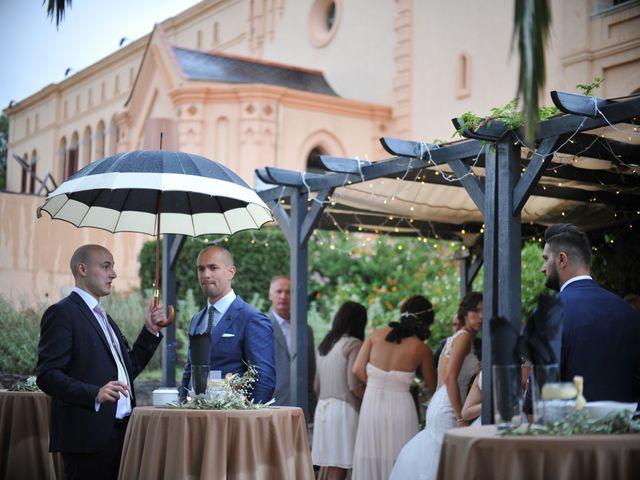 La boda de Marina y Tarik en Lloret De Mar, Girona 32