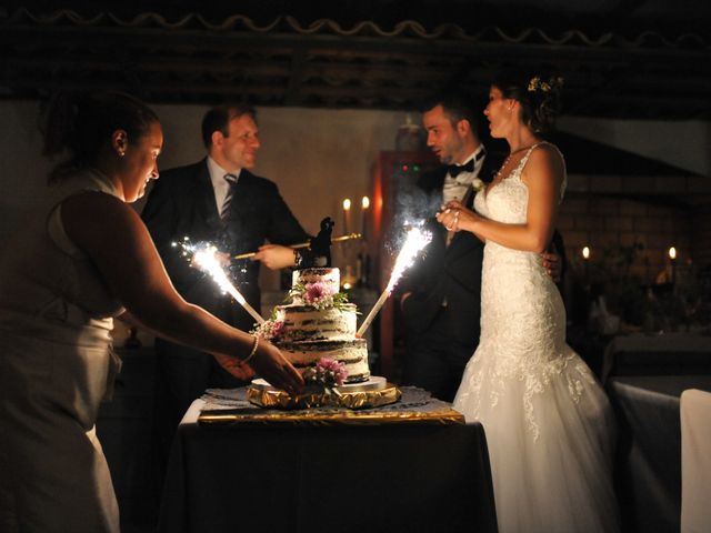 La boda de Marina y Tarik en Lloret De Mar, Girona 36