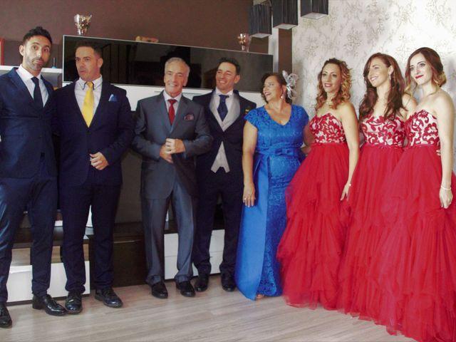 La boda de Hector y Sanaa en Purchil, Granada 5