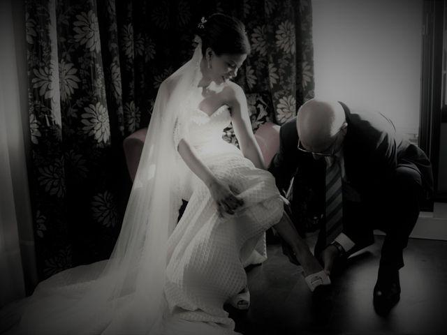 La boda de Hector y Sanaa en Purchil, Granada 11