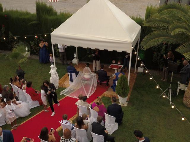 La boda de Hector y Sanaa en Purchil, Granada 14