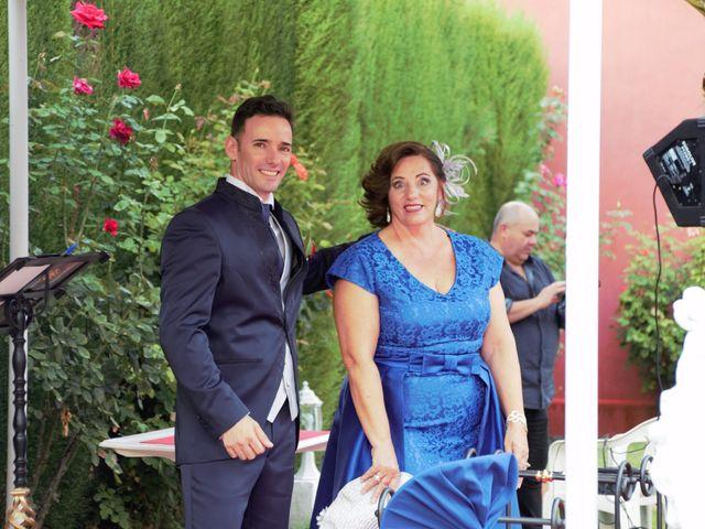 La boda de Hector y Sanaa en Purchil, Granada 15