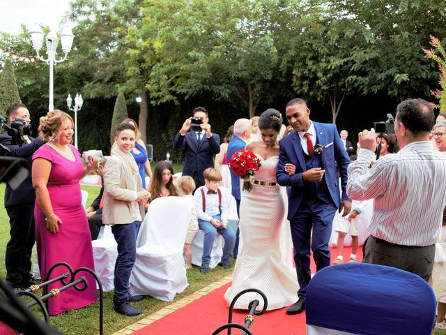 La boda de Hector y Sanaa en Purchil, Granada 16