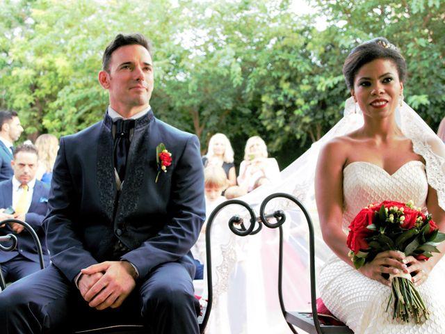 La boda de Sanaa y Hector