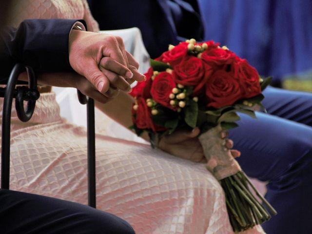 La boda de Hector y Sanaa en Purchil, Granada 18