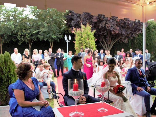 La boda de Hector y Sanaa en Purchil, Granada 19