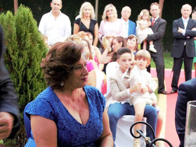 La boda de Hector y Sanaa en Purchil, Granada 20
