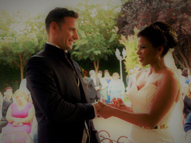 La boda de Hector y Sanaa en Purchil, Granada 23